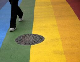 Florida Trump Supporter Arrested for 'Vandalizing' $16,000 LGBTQ Rainbow Crosswalk