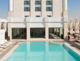 Four Seasons Hotel Amman Takes Home Business Traveller Middle East Award for Best Business Hotel in Amman