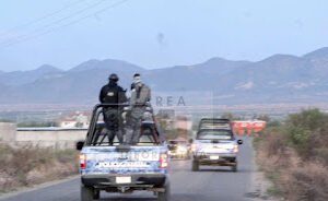 Fresnillo, Zacatecas: Armed Confrontation Between Civilians and Police