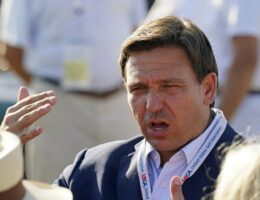 Holy Moley: Ron DeSantis Signs Bill Requiring a Daily Reflective 'Moment of Silence' in Public Schools