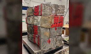 Increase in US Citizens Arrested For Smuggling Drugs Over US-Mexico Border During the Pandemic