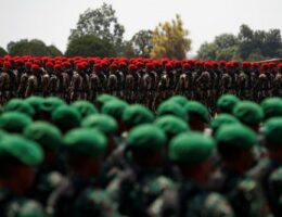 Indonesia's military still preoccupied with internal security