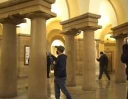 INSURRECTION DEBUNKED: New Video Shows Completely Peaceful Protest Inside US Capitol on Jan. 6
