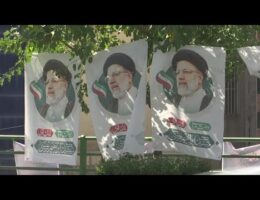 Iranian Hardliner Who Is Sanctioned By The U.S. Is Set To Win Tomorrow's 'Fixed' Presidential Election