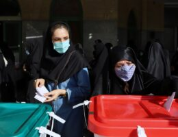 Iranian presidential election voting begins | Middle East News