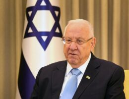 Israel president appeals to Prince Charles to allow girl, 2, to be treated in Middle East