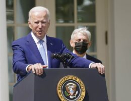 Joe Biden's Most Terrifying Move Is One No One Is Talking About