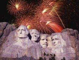 Judge: No July Fourth Fireworks 'Bursting in Air' Over Mount Rushmore