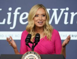 Kayleigh McEnany Weighs in on a Media Double Standard for GOP Women That Must Change