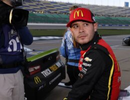 Kyle Larson Turns Wine Country Into Vinegar For The Competition At Sonoma