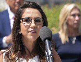 Lauren Boebert Had the Perfect Message for Antifa Harassing Conservatives in Denver