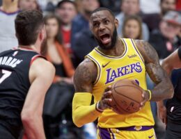 LeBron James Goes Full Crybaby After Humiliating Playoff Elimination