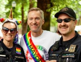 Leftists Launching Recall Of Portland Mayor Ted Wheeler For Not Being Far Enough To The Left