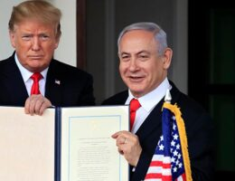 Longtime Conservative Ally BiBi Netanyahu Officially out as Israeli PM