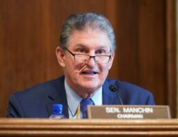 Manchin Refuses to Back Dem 'Voting Rights' Bill