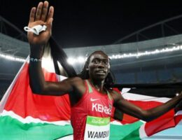 Margaret Wambui: Kenyan Olympic medallist calls for third category in athletics