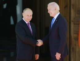 Media Decides Peddling Russian Disinfo Is Great Again After Putin Makes Claim About Biden