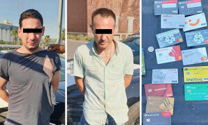 Monterrey, Nuevo León: Venezuelan Criminal Cell Apprehended With Stolen Debit Cards
