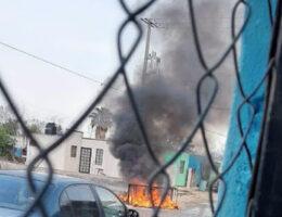 Narco Blockades and Shooting in Reynosa, Tamaulipas