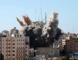 News24.com | Egypt sends 'reconstruction' convoy to Gaza after destructive middle east conflict