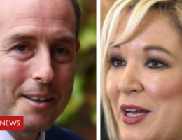 NI ministerial nominations due as Stormont stand-off ends