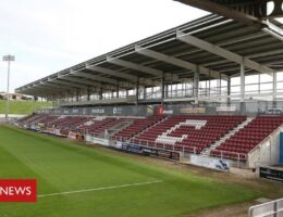 Northampton Town: Seven people charged in missing loan probe