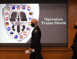 Operation Global Shield: FBI Operated ANOM Sting Nets Over 800 Arrests and 32 Tons of Drugs