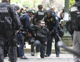 Portland Police Riot Squad Votes to Disband After One of Its Officers Is Charged by DA With Assault