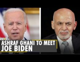 President Biden Will Meet Afghan President Ashraf Ghani And Chairman Of Afghanistan's High Council Tor National Reconciliation Abdullah Abdullah At The White House This Friday