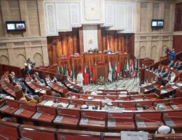 President of Inter-Parliamentary Union working towards 'peace and stability' in Middle East