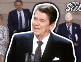 President Reagan's 1986 Memorial Day Speech, 'They Stood For Something, We Owe Them Something' (VIDEO)