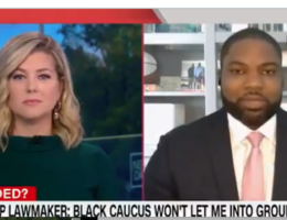 Rep. Byron Donalds Levels CNN Anchor Who Questions His Right to Be in Black Caucus Because He's GOP