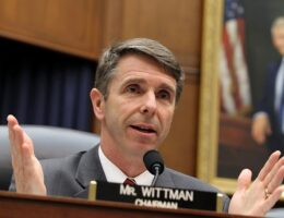 Rep. Wittman to Newsmax: Legislation Will Hold China Accountable on COVID