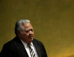 Resolving Samoa's democratic crisis