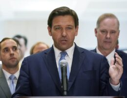 Ron DeSantis Cheered Like a Rockstar at Massive Concert With Pointed Shot at Fauci