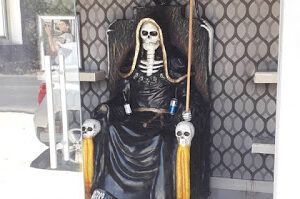 Sanalona, Sinaloa: The Holy Death Highway for Fervent Worshippers