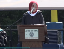 School Board Member Tells High School Grads They Are Entering a World of 'Racism' and 'White Supremacy'