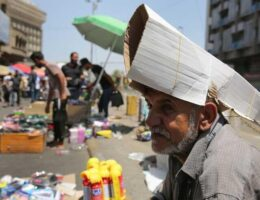 Scorching Heat Returns to a Beleaguered Middle East