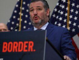 Sen. Cruz: Biden, Harris Have 'Zero Intention' of Fixing Border Crisis