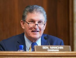 Sen. Manchin Earns Wrath of Fellow Dems for Not Supporting 'For the People Act'