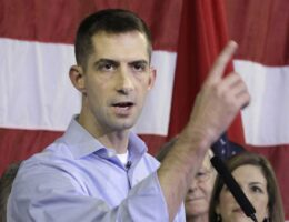 Sen. Tom Cotton Fires Off Letter to Lockheed Martin in Response to Reported 'White Men' Training