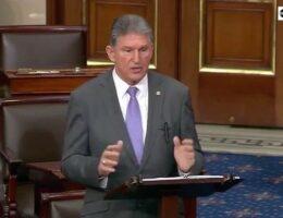 Senator Manchin to Vote Against Democrats' Sweeping Voting Bill