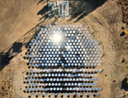 Solar concentration startup Heliogen basks in $108M of new funding