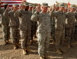 Supreme Court Rejects Challenge to All-Male Military Draft
