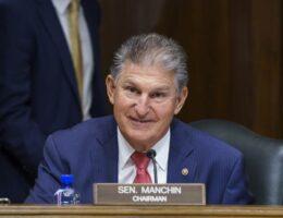 The Democrat Civil War Goes Hot, After Joe Manchin Blows up Chuck Schumer's Agenda