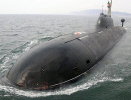 The Indian Navy's Only Nuclear Attack Submarine Returns To Russia Before Lease Expires