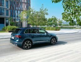 The new Tiguan 2021: Sharp Style and Progressive Technology Coming Soon to the Middle East