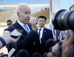 The Troubling World Media Takes on Biden's Trip
