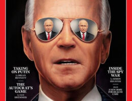 Time Magazine Goes All-In On Supporting President Biden