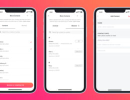 Tinder finally adds a Block Contacts feature